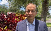 A Picture of Damian Estrada – CFO, Miami