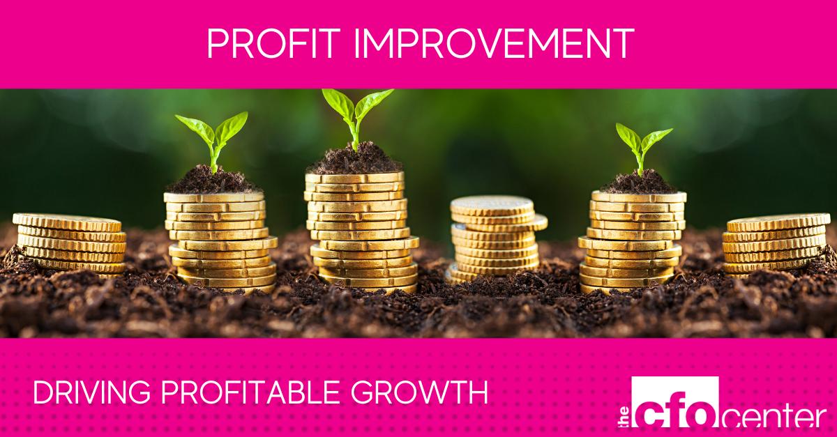 Profit Improvement - Driving Profitable Growth
