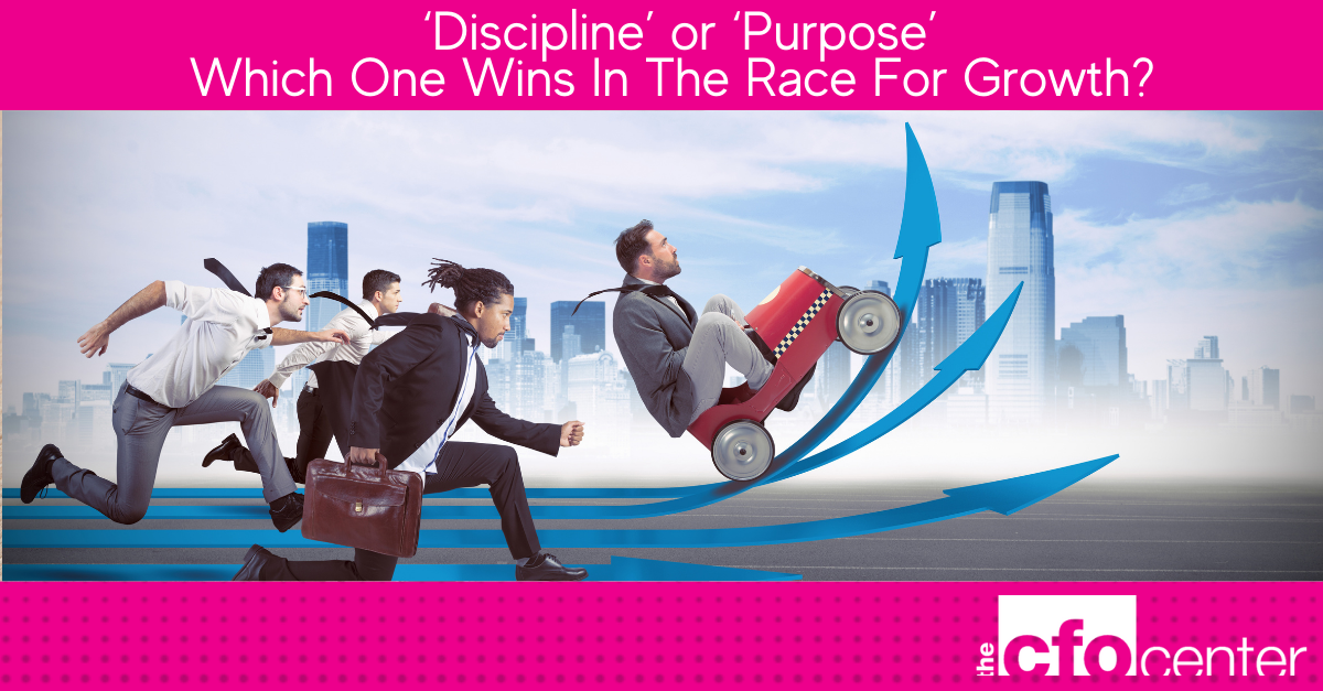 'Discipline' or 'Purpose' – which one wins in the race for growth? 1