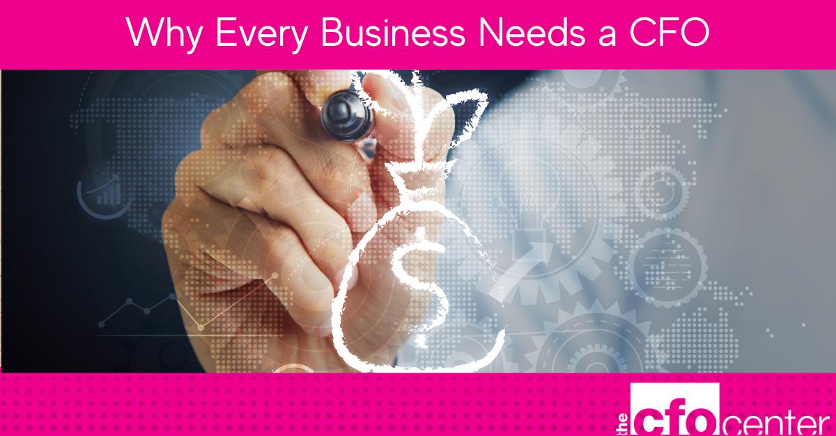 Why every business needs a CFO